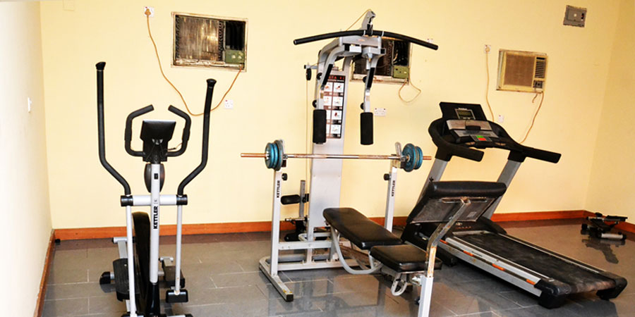Master Quality Inn - Gym House